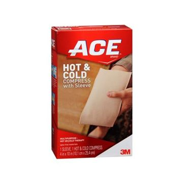 Picture of 3M ACE - Reusable Hot/Cold Compress with Sleeve