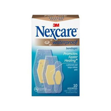 Picture of 3M Nexcare - Advanced Healing Waterproof Bandages