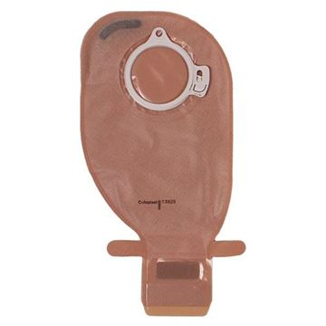 """Picture of Coloplast Assura - 9 1/4"""" Drainable 2-Piece Ostomy Bag (Mini)"""