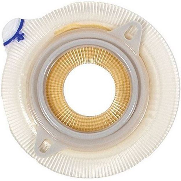 Picture of Coloplast Assura - Convex Skin Barrier Flange with Belt Tabs (Extra Extended Wear - Cut to Fit)