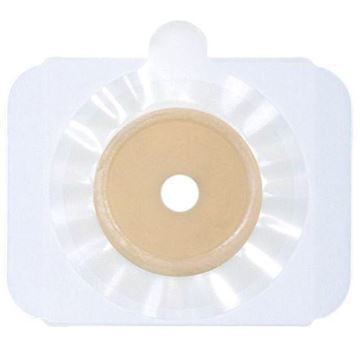 Picture of Cymed MicroSkin - Adhesive Ostomy Barrier/Flange with MicroDerm Washer (Pre-cut)
