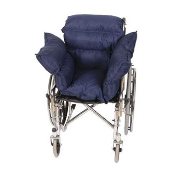 Picture of HealthSmart - Comfort Wheelchair Seat Pillow Cushion
