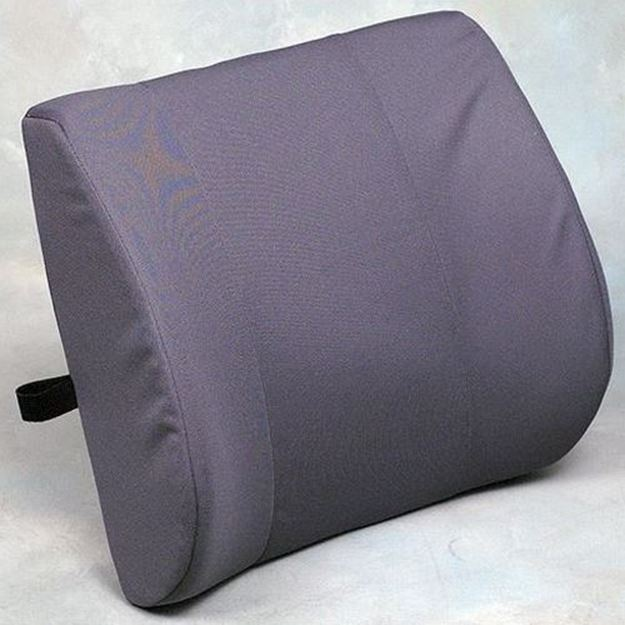 Picture of HealthSmart - Contoured Lumbar Support Cushion