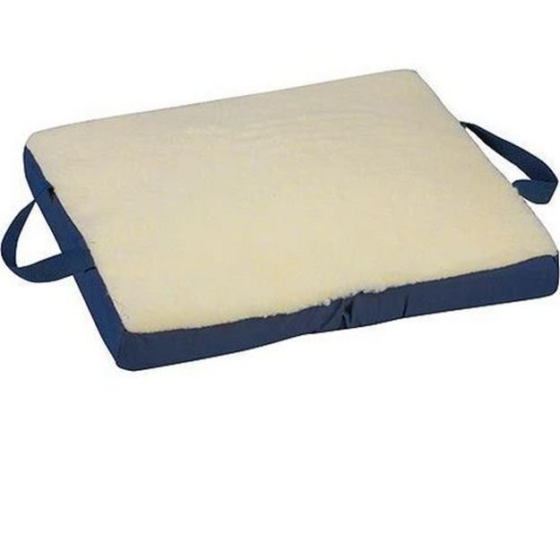 Picture of HealthSmart - Gel/Foam Flotation Seat Cushion