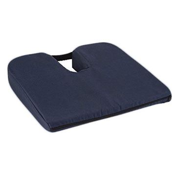 Picture of HealthSmart Seat Mate - Sloping Coccyx Cushion
