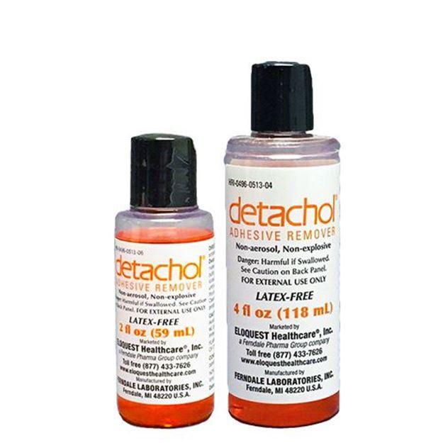 Picture of Eloquest Healthcare Detachol - Non-irritating Adhesive Remover