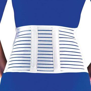 "Picture of FLA Orthopedics - 7"" Lumbar Sacral Back Support"