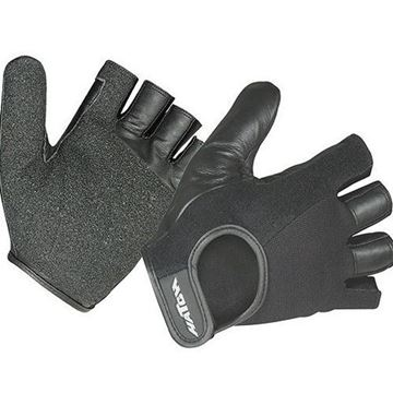Picture of Hatch Para Push - Padded Leather Wheelchair Gloves