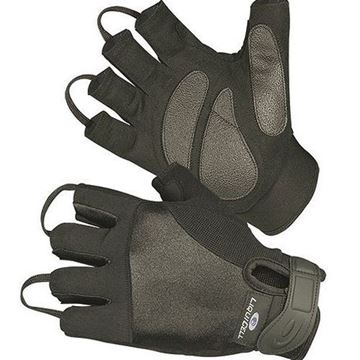 Picture of Hatch ShearStop - Push/Cycle Half Finger Gloves with LiquiCell