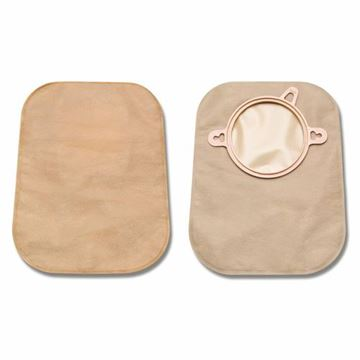 """Picture of Hollister New Image - 7"""" 2-Piece Closed Ostomy Bag Mini-Pouch"""