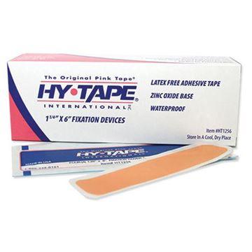 Picture of Hy-Tape - Zinc Oxide Waterproof Pink Tape Pre-Cut Strips