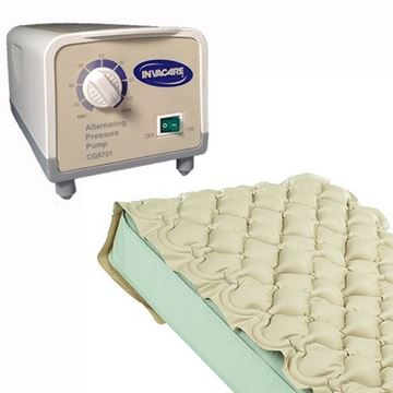 Picture of Invacare Careguard - Variable Alternating Pressure Pump and Pad
