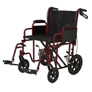 Picture of Medline - Bariatric Transport Chair