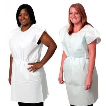 Picture of ProAdvantage - Disposable Patient Gowns