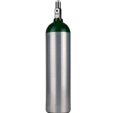 "Picture of Responsive Respiratory - ""D"" Oxygen Cylinder"