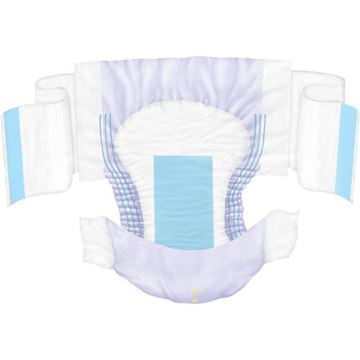 Picture of SCA TENA Stretch Ultra - Adult Diapers with Tabs