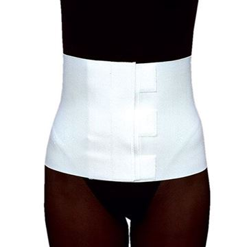 "Picture of Scott Specialties - 9"" All Elastic Abdominal Binder/Support"