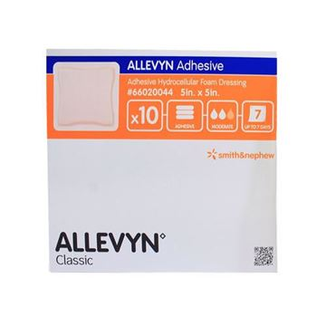 Picture of Allevyn - Adhesive Hydrocellular Foam Dressing