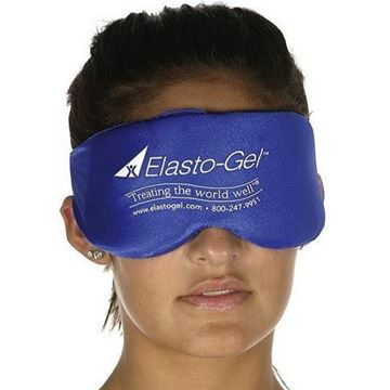 Picture of SouthWest Medical - Elasto-Gel Hot/Cold Therapy Sinus and Eye Mask