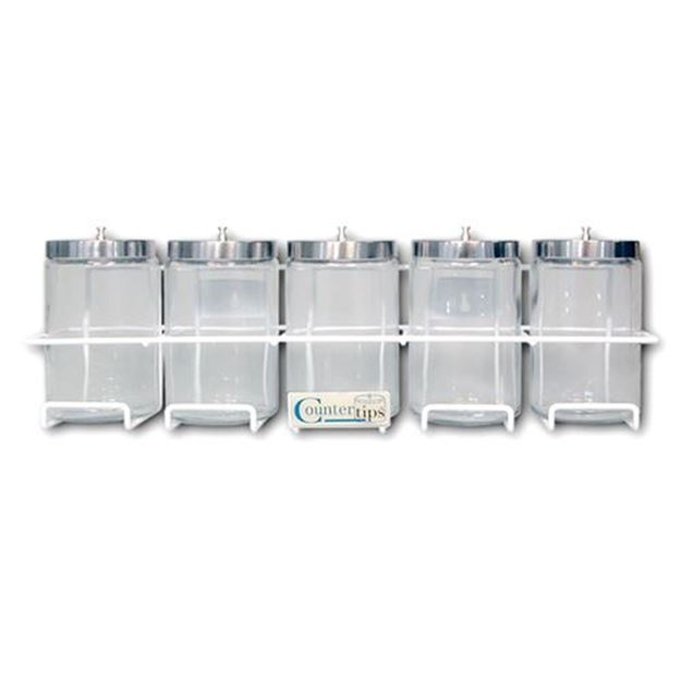 Picture of Tech Med - Sundry Jar Rack