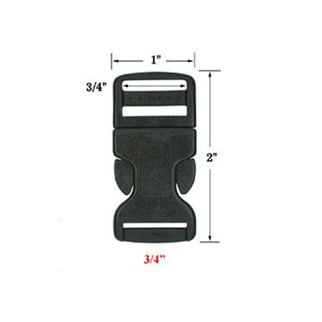 Picture of Therafin - Quick Release Vest/Harness Buckle