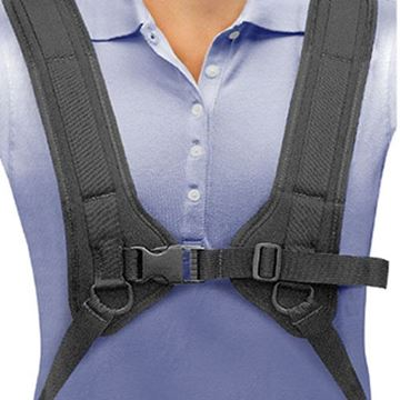 Picture of Therafin Therafit - Wheelchair Padded Shoulder Harness