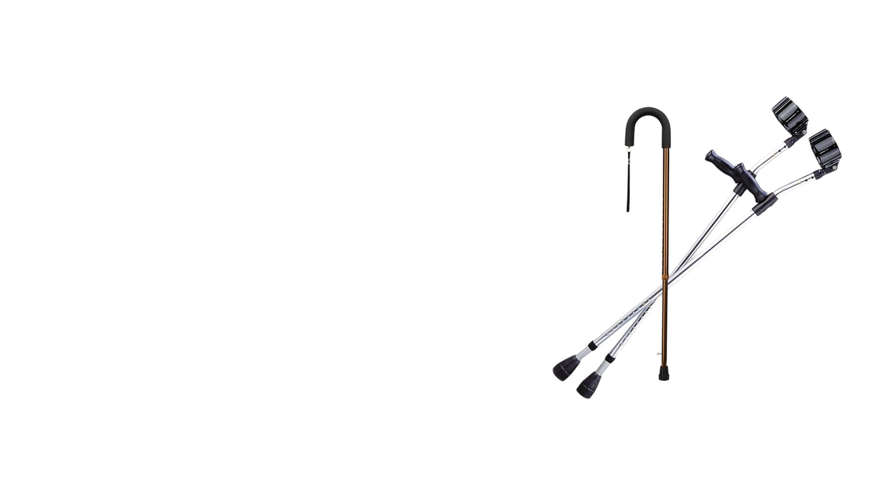 Picture for category Walking Canes & Crutches