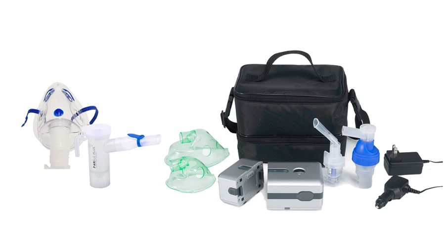 Picture for category Nebulizer Supplies