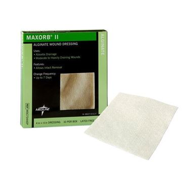 Picture of Medline - Maxorb II Alginate Wound Dressing