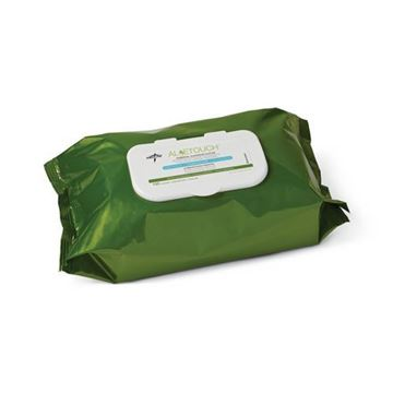 Picture of Medline Aloetouch - Personal Cleansing Wipes