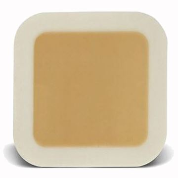 Picture of DuoDerm CGF - Square Hydrocolloid Dressing with Border