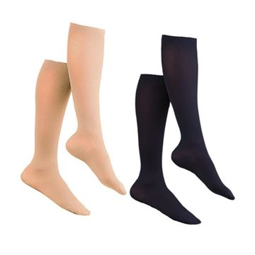 Picture of FLA Activa - Sheer Therapy Women's 15-20 mmHg Compression Dress Socks (Knee High)