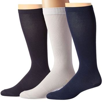 Picture of Jobst forMen - Men's 8-15mmHg Casual Compression Support Socks