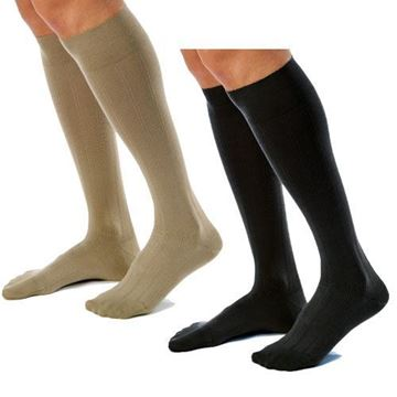 Picture of Jobst forMen Casual - Men's 15-20mmHg Compression Support Socks