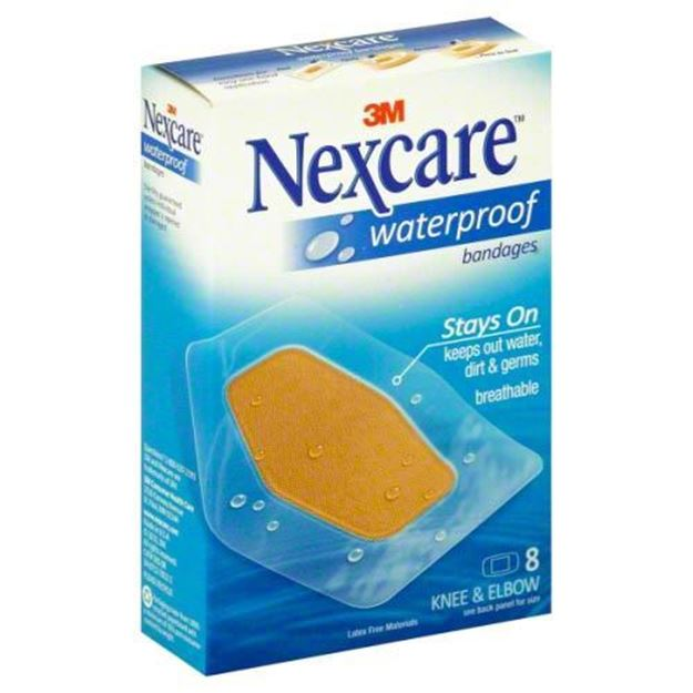 Picture of Nexcare - Knee and Elbow Bandages