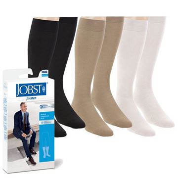 Picture of Jobst forMen - Men's 15-20mmHg Compression Support Socks