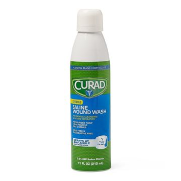 Picture of Curad - Saline Wound Wash