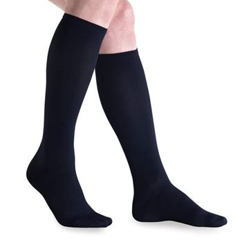 Picture of Jobst Travel Socks - Unisex 15-20 mmHg Compression Socks