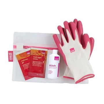 Picture of Mediven Medi-Patient - Compliance Kit (Gloves, Washing Detergent and more)
