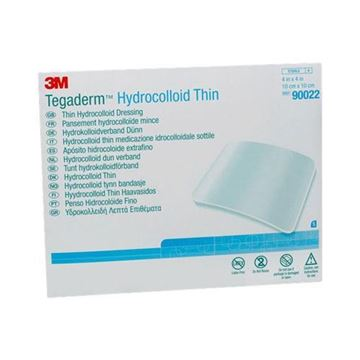 Picture of 3M Tegaderm - Thin Hydrocolloid Dressing