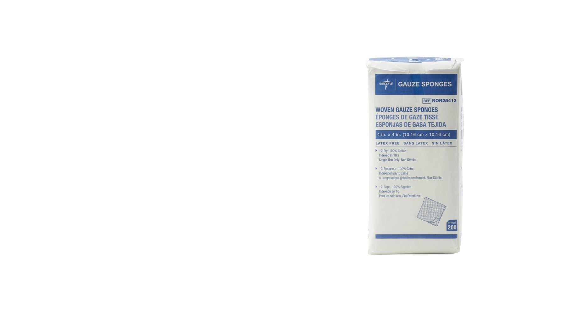 Picture for category Non-Sterile Gauze