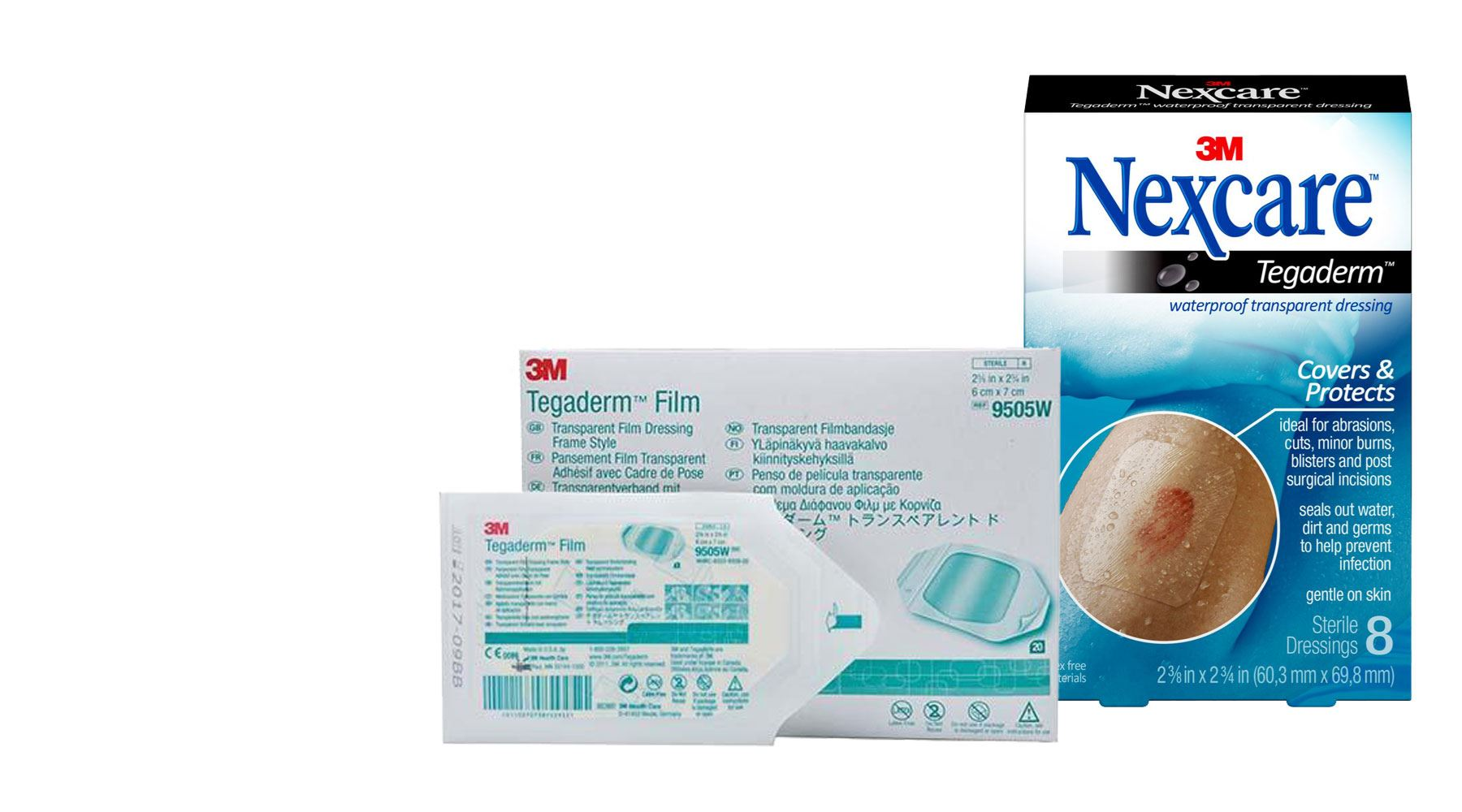 Picture for category Waterproof Bandages
