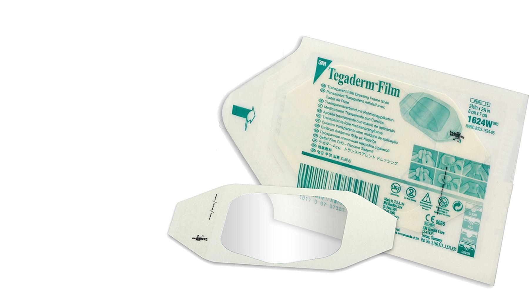 Picture for category Transparent Film Dressings