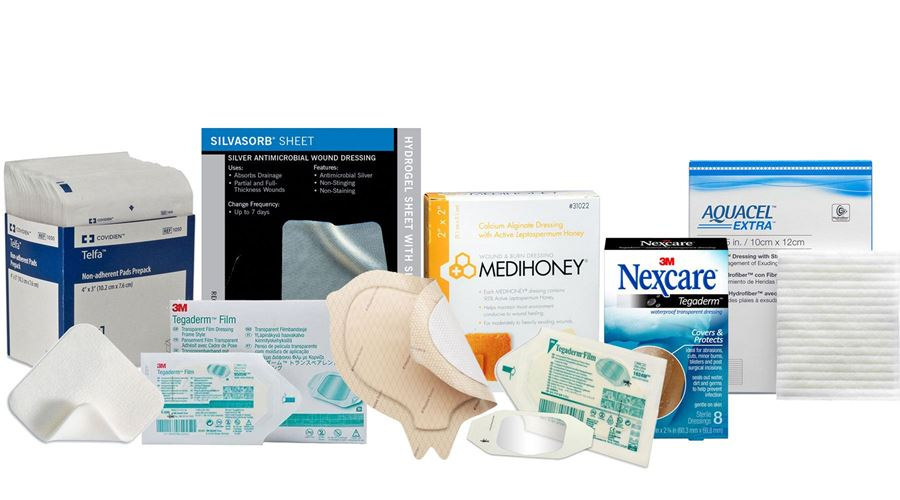 Picture for category Wound Dressings