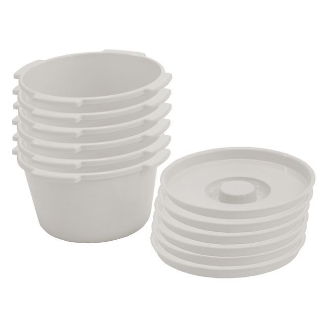 Picture of Case of 6 Pails