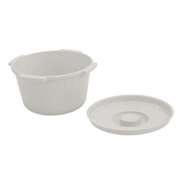 Picture of Graham-Field Lumex - Replacement Commode Pail and Lid