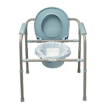 Picture of Medline - Disposable Bedside Toilet Liner