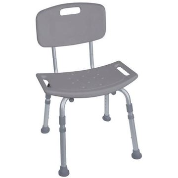 Picture of Drive Medical - Deluxe Aluminum Shower Chair