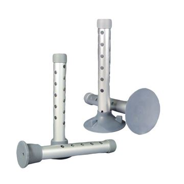 Picture of Medline Guardian - Padded Transfer Bench/Shower Chair Replacement Legs