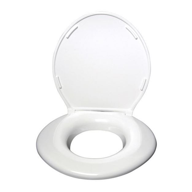 Picture of Big John – Closed Front Heavy Duty Toilet Seat